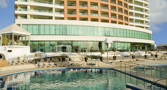 Palace Resorts Cancun Mexico Beach Palace Resort Cancun