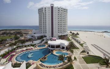 cancun airport shuttle to hyatt regency cancun hotel