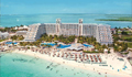 all inclusive luxury family hotel on the beach in cancun