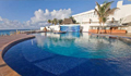 all inclusive family hotel on the beach in cancun