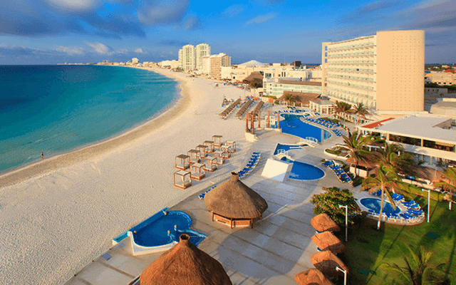 Cancun Hotel Zone Destination