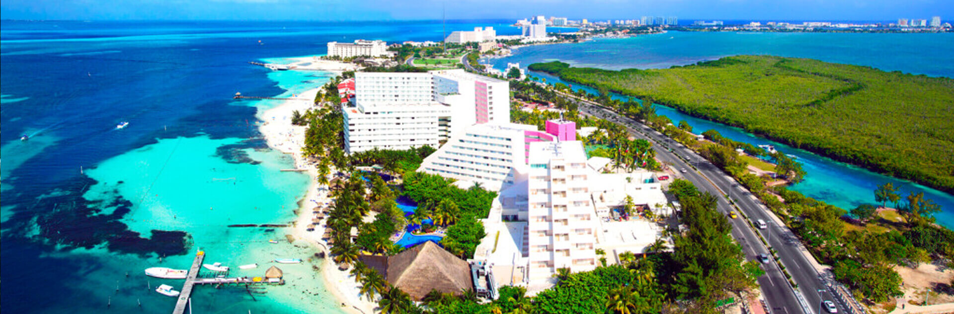Cancun Airport Transportation To Hotel Zone
