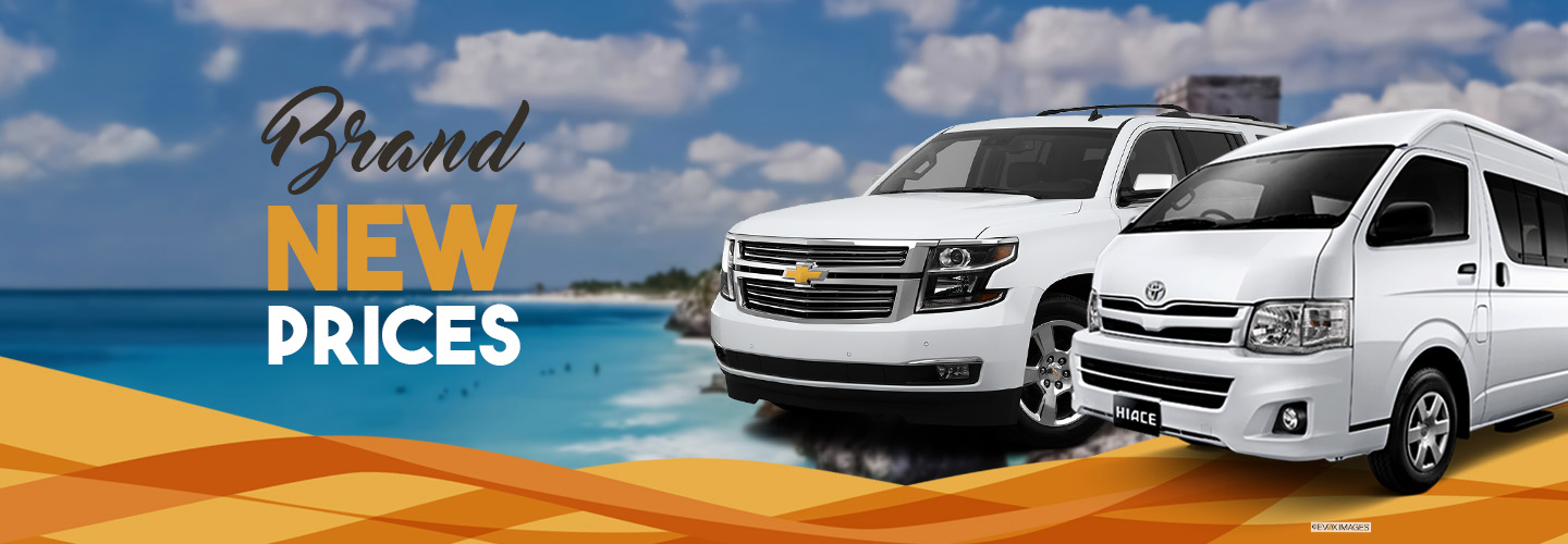 Cancun Airport Transportation Shuttle
