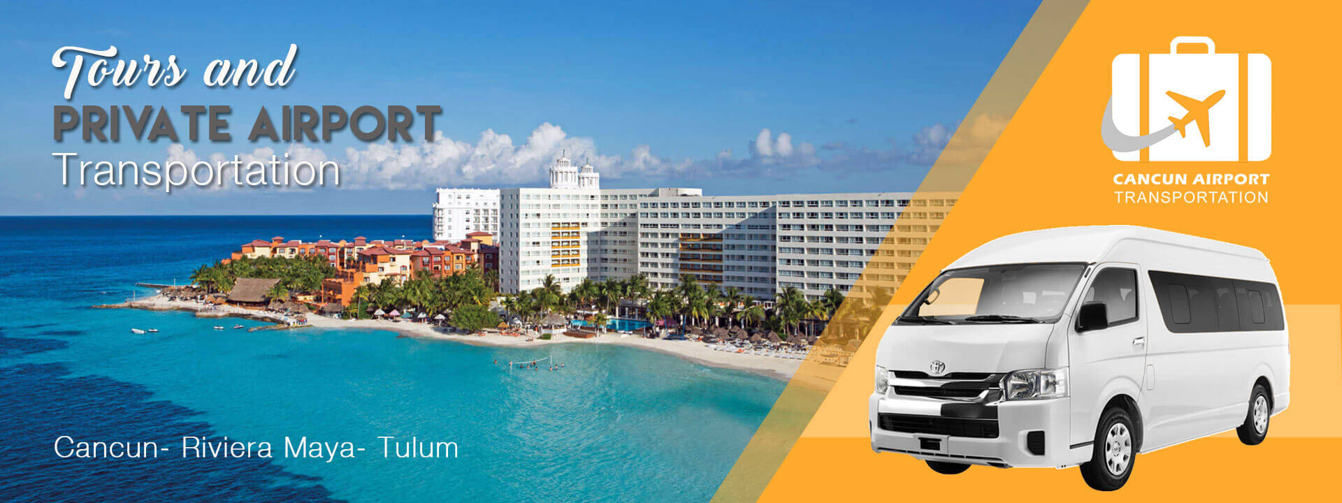 Private Transportation Cancun Airport